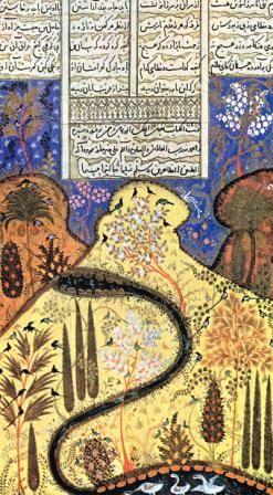 Xvarnah, Paesaggio di Gloria XI sec.