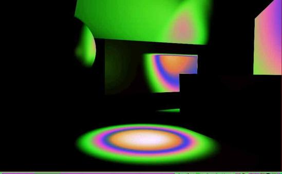 visio_smaragdina, installazione, Claudia Bonollo